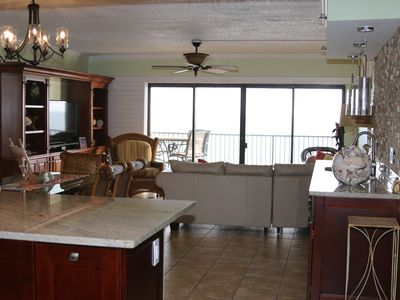Photo for Beachfront Condo-Gorgeous - 3BR/2 BA, Only 20 Units- Must see pictures