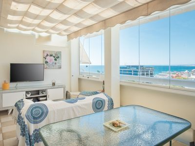 Photo for Duplex apartment for four with sea view