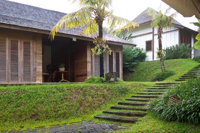 Modern Wooden House in Canggu Resort
