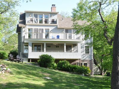 Photo for Beautiful & Modern 4+ Bedroom Annisquam W/ Private Lighthouse Beach Access