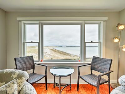 Photo for NEW! Waterfront Hyannis Condo - Minutes to Ferries