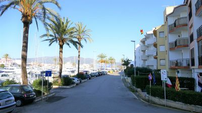 Photo for PUNTA 38 Beautiful apartment of 3P & sea view channel.