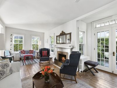 Photo for Historic Sag Harbor home - 3 Min Walk to Town