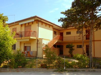 Photo for Holiday apartment Rosolina for 5 - 7 persons with 2 bedrooms - Holiday apartment