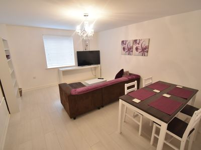 Photo for Two Bedroom Immaculate Apartment (CAV)