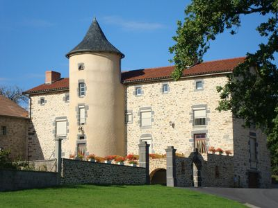 Photo for Quiet holiday in Auvergne (discounts during August)