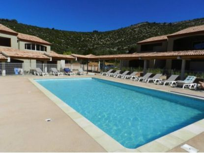 Apartment 6 8 People With Swimming Pool Near St Florent Oletta
