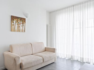 Photo for Giustiniano apartment in Ravenna with WiFi, integrated air conditioning, private parking, private r…