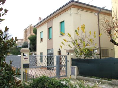 Photo for 2BR Apartment Vacation Rental in Recanati