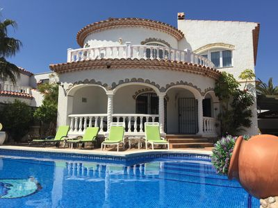 Photo for LARGE INDIVIDUAL VILLA WITH PRIVATE POOL & HOT TUB IN MIAMI PLAYA