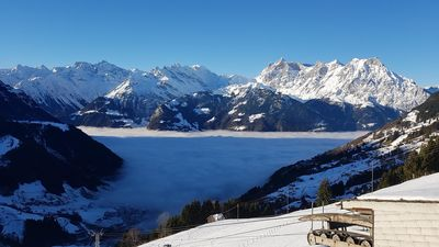 Photo for 4 room holiday apartment Central Switzerland at 1260 meters with a view