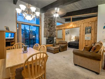 Photo for Top Floor Steamboat Condo With Hot Tub Access!