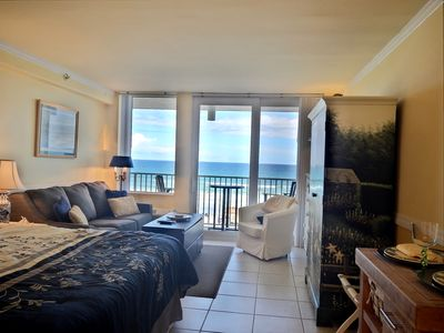 Photo for Fantastic Direct Ocean Front Condo