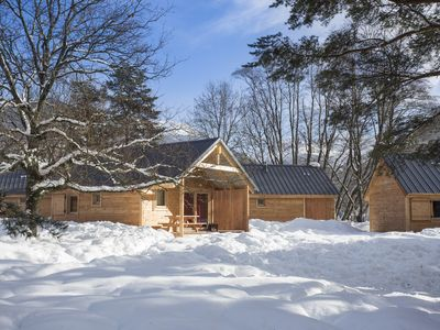 Photo for Chalet 6 people with wood stove