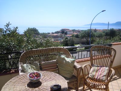 Photo for Cozy House Sea View Terrace