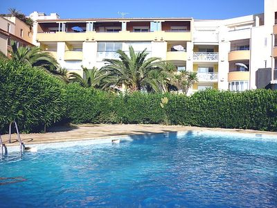 Photo for 3 bedroom Apartment, sleeps 6 in Le Cap D'Agde with Pool and WiFi