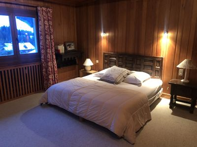 Photo for Apartment 200 m2 very spacious at the foot of the slopes in Megeve