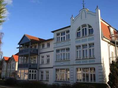 """Photo for Apartment """"Abendrot"""" - Apartment """"Abendrot"""" in the Villa Waldfrieden"""