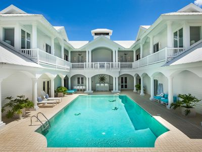 Photo for •Sea Oats Luxury Estate•Private Resort•Sleeps 30•Call now•Travel+Leisure•