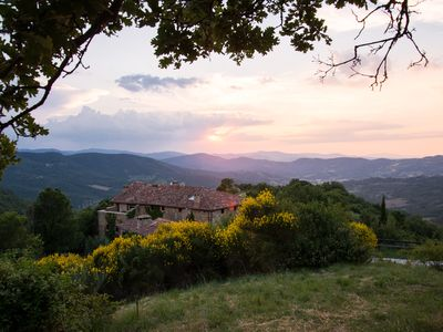 Photo for Eco Lux Famhouse in Green Heart of Italy, sleeps 18