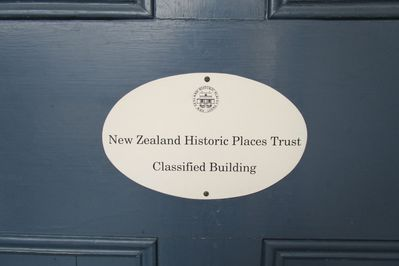 Heritage NZ listed property