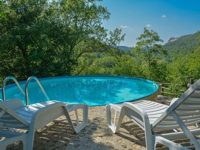 Photo for Holiday house Buzet for 4 - 5 persons with 2 bedrooms - Holiday house