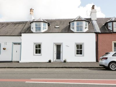 Photo for WILLOW COTTAGE, family friendly in Buchlyvie, Ref 952775