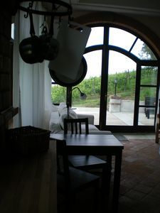 Photo for Rustic Villa in the Vineyards