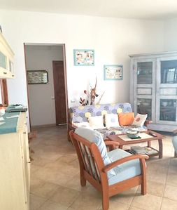 Photo for Homerez last minute deal - Beautiful villa with sea view
