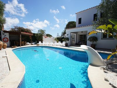 Photo for Stunning new villa located less than 2 minute walk from marina. Sleeps 10