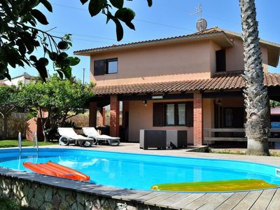 Photo for AL028 Villa with private pool + bbq