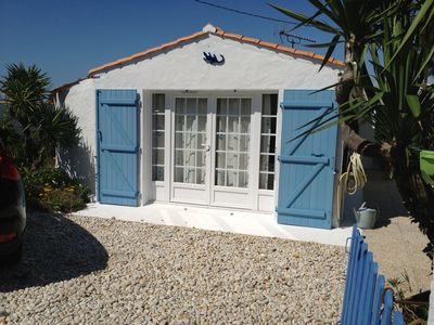 Photo for The ground stop, country house on Noirmoutier Island in the Vendée