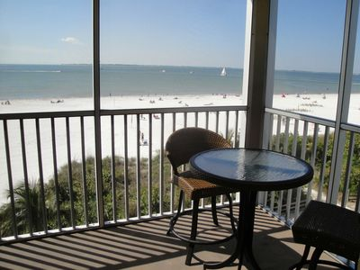 Photo for View View Spectacular N End Ft Myers Beach