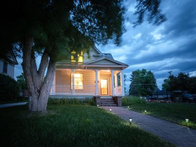 Photo for Beautiful 1900 Victorian home located in historic downtown Sheridan, WY