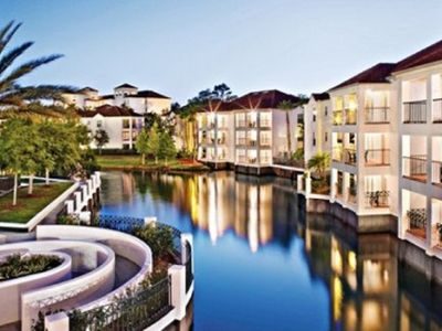 Photo for **1 BD CONDO** ~STAR ISLAND RESORT & CLUB~ On Lake Cecile, 4 Miles to Disney!