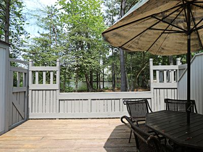 Photo for 9203W: MINI-WEEKS! Updated, Lakefront in Sea Colony West | Beach, pools, tennis ..