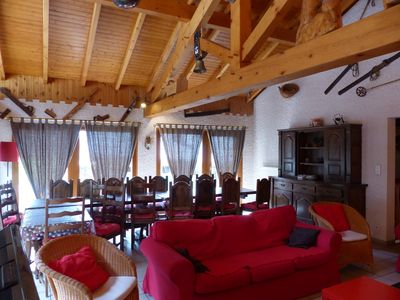 Photo for Chalet in the center of Châtel of 200m² - WIFI - 500m from the cable car