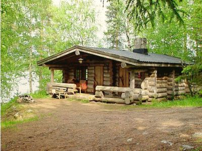 Photo for Vacation home Mäkitorppa in Asikkala - 2 persons, 1 bedrooms