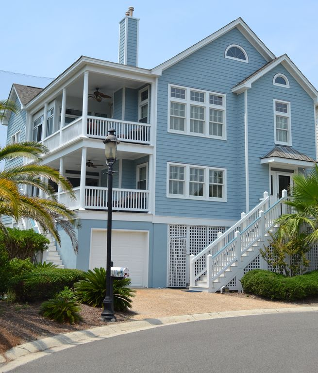 Beautiful Ocean Point Home 4 BR 35