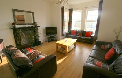 Photo for Foreshore - superb home close to the beach sleeping 16 guests