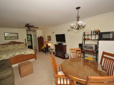 Photo for 1BR Apartment Vacation Rental in Lake Lure, North Carolina