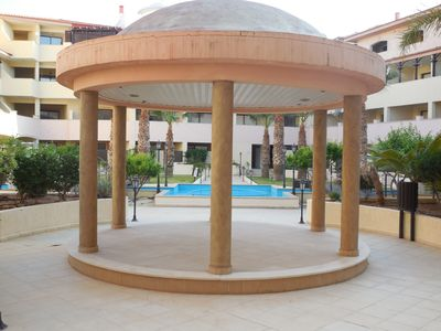 Photo for 1 Bedroom Luxury apartment in secure gated complex with large shared pool
