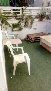 Photo for Family flat with 3 bedrooms, living room and big patio