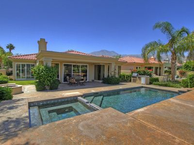 Photo for Wonderful Pool Home with Mountain & Golf Course Views LQ152