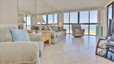 Overlooks Pristine Gulf Beaches in Ideally Located Community in Sand Key!