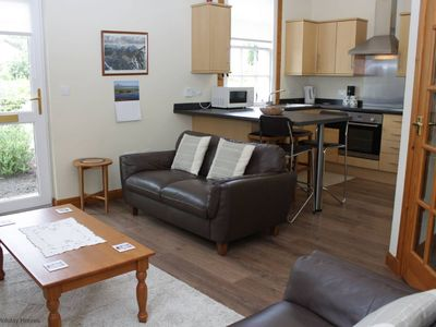 Photo for 2 minutes walk to Golf course or beach in Dornoch town centre
