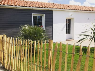 Photo for house with swimming pool 5 minutes from the beach