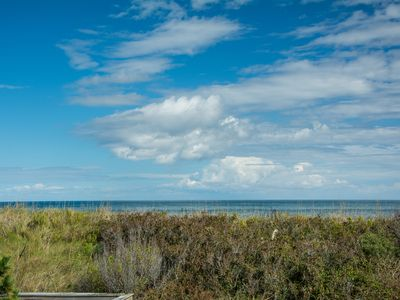 Photo for Pirate's Lair: 3 bedroom condo on the oceanfront in Nags Head, NC. Community pool