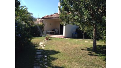 Photo for HOLIDAY HOUSE 250 M FROM THE SEA - IDEAL FOR FAMILIES