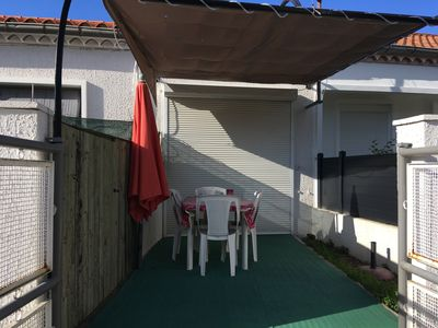 Photo for Duplex with terrace near the beaches